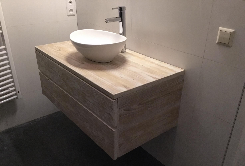 wijerswerk-badkamermeubel-steigerhout-lade